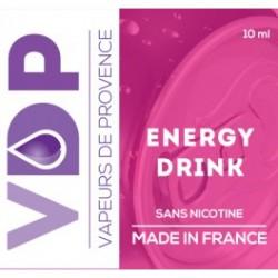 Energy Drink - VDP 100% naturel