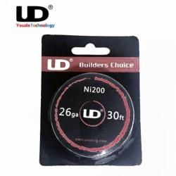Nickel Ni200 - Bobine 10m - UD