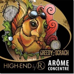 Greedy-Scrach arôme concentré High-End - Revolute