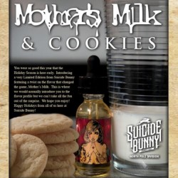 Mother's Milk & Cookies - Suicide Bunny