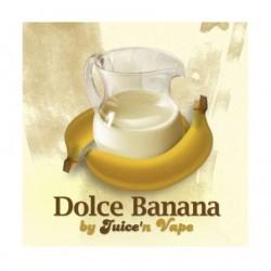 Dolce Banana arôme concentré - Juice'n Vape