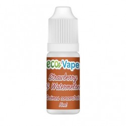 Strawberry Watermelon arôme concentré - Eco Vape