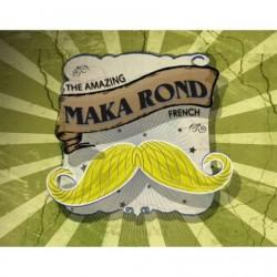 Maka Rond Citron meringué concentré - Vape Or Diy