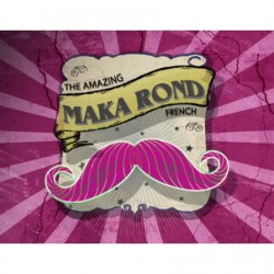Maka Rond Framboise concentré - Vape Or Diy