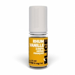 Rhum Vanille - D'LICE