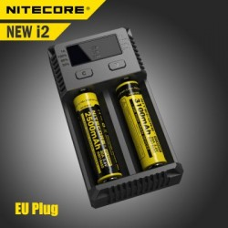 Chargeur accus I2 - Nitecore
