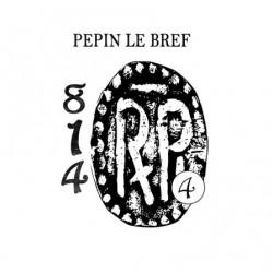 Pépin le Bref - 814