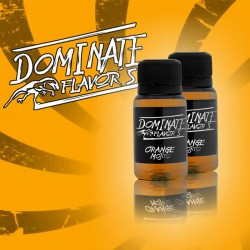 Orange Mojito concentré - Dominate Flavor's