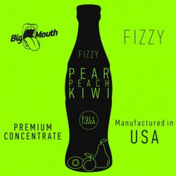 Pear Peach Kiwi Fizzy concentré - Big Mouth