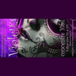 Violetta concentré - Ladybug Juice