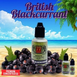 British Blackcurrant concentré - 77 Flavor