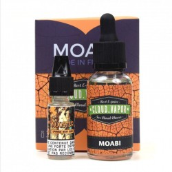 Moabi S&V High VG - Cloud Vapor