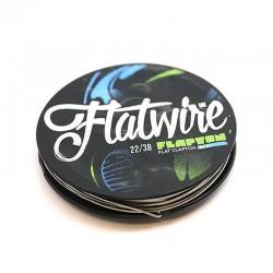 Flapton Ni-80 22/38 AWG - Flatwire UK