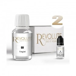 Base Pack DIY 100%VG - Revolute