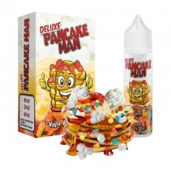 Pancake Man Deluxe 60ml - Vape Breakfast Classics