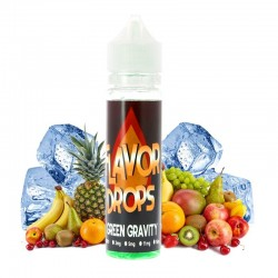 Green Gravity 50ml - Flavor Drops
