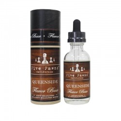 Queenside 50ml - Five Pawns