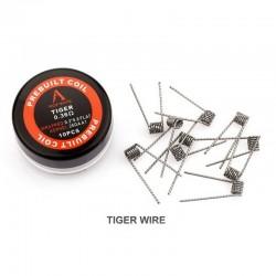 Pack 10 Tiger Coils 0,36Ω - Rofvape