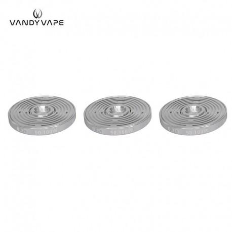 3 Résistances Maze - Vandy Vape