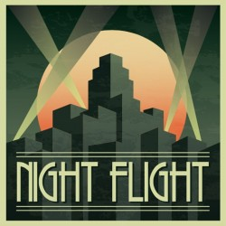 Night Flight 50ml - Vaponaute 24