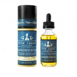 Lasker's Rule 50ml - Five Pawns