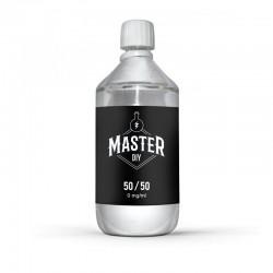 Base DIY 50PG / 50VG - Master DIY