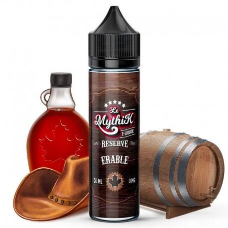 Le MythiK Reserve Erable 50ml