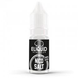 Booster aux sels de nicotine  - eLiquid France