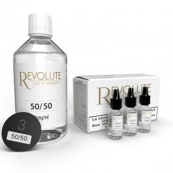 Pack Base DIY 200ml 50/50 - Revolute